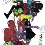 A-Force #5 Review