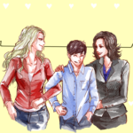 For All the Ships That Sail: SwanQueen