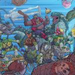 TMNT Bebop & Rocksteady Destroy Everything #1 Review