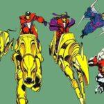 X-Men: Apocalypse – Horsemen of War and Death