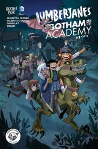 Lumberjanes/Gotham Academy Review