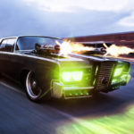 Top 12 Cars of the Geekverse