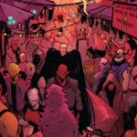 Lucifer #9: Prodigal Sons Review