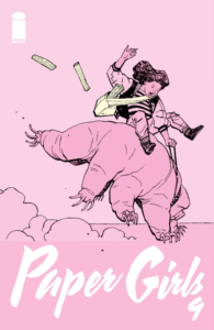 Paper Girls #9