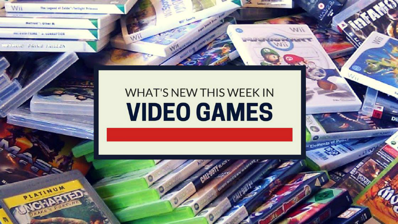 New This Week Video Games