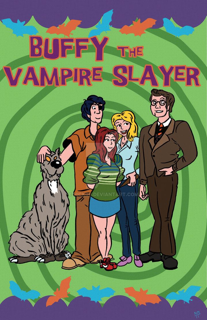 buffy_the_vampire_slayer_by_nickini-d4c4sb7