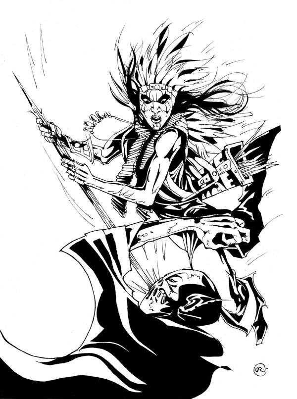 incan_vampire_slayer_by_dragonbaze-d4793wi