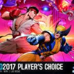EVO 2017's Player Choice: Ultimate Marvel VS Capcom 3
