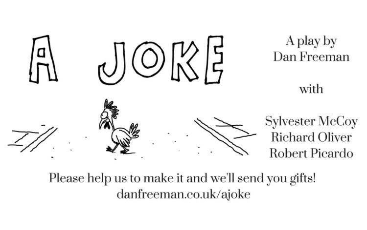 Dan Freeman A Joke