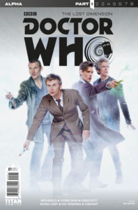 Doctor Who: The Lost Dimension