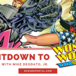 Countdown to Wonder Woman: Interview With Mike Deodato, Jr.