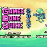 Summer Games Done Quick 2017 Saturday Schedule