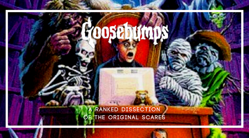 Give Yourse Goosebumps
