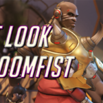 First Look at Overwatch's Newest Hero: Doomfist