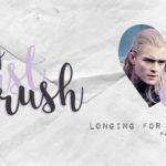 My First Crush: Longing for Legolas