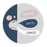Webcomic Spotlight: Christof Writes Comics!
