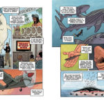 Science Comics: Sharks Review
