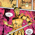 Interview: Talking The Once and Future Queen with Adam P. Knave and D.J. Kirkbride