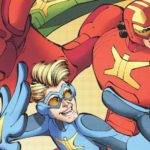 Stretch Armstrong and the Flex Fighters #1 Review