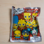 Geeky Diaries: The Simpsons Keyring Unboxing