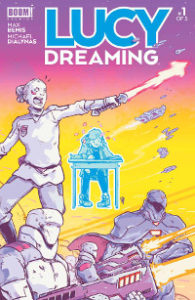 Lucy Dreaming #1 cover