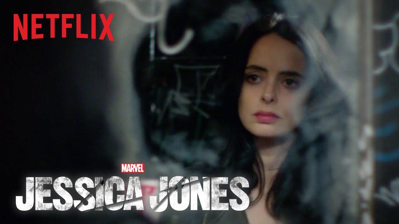 Jessica Jones Season 2 Promo Art