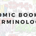 A Glossary of Comic Book Terminology