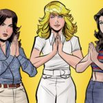 Charlie's Angels #4 Review