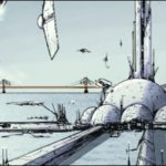 Port of Earth #8 Review
