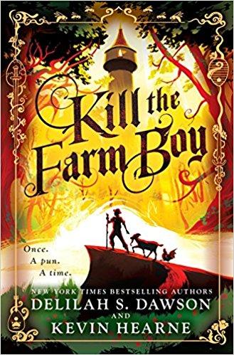 Kill The Farmboy Cover