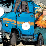 Murder Falcon #1 Review