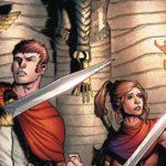 Britannia: Lost Eagles of Rome #4 Review
