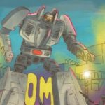 Go-Bots #1 Review
