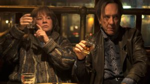 Still of Melissa McCarthy and Richard E. Grant in Can You Ever Forgive Me? (2018)