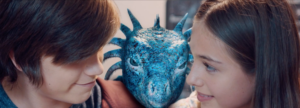Still of Jordan Dulieu and Annabel Wolfe in My Pet Dinosaur