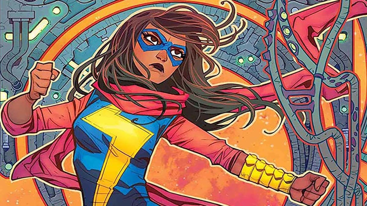 The Magnificent Ms Marvel #1 Review