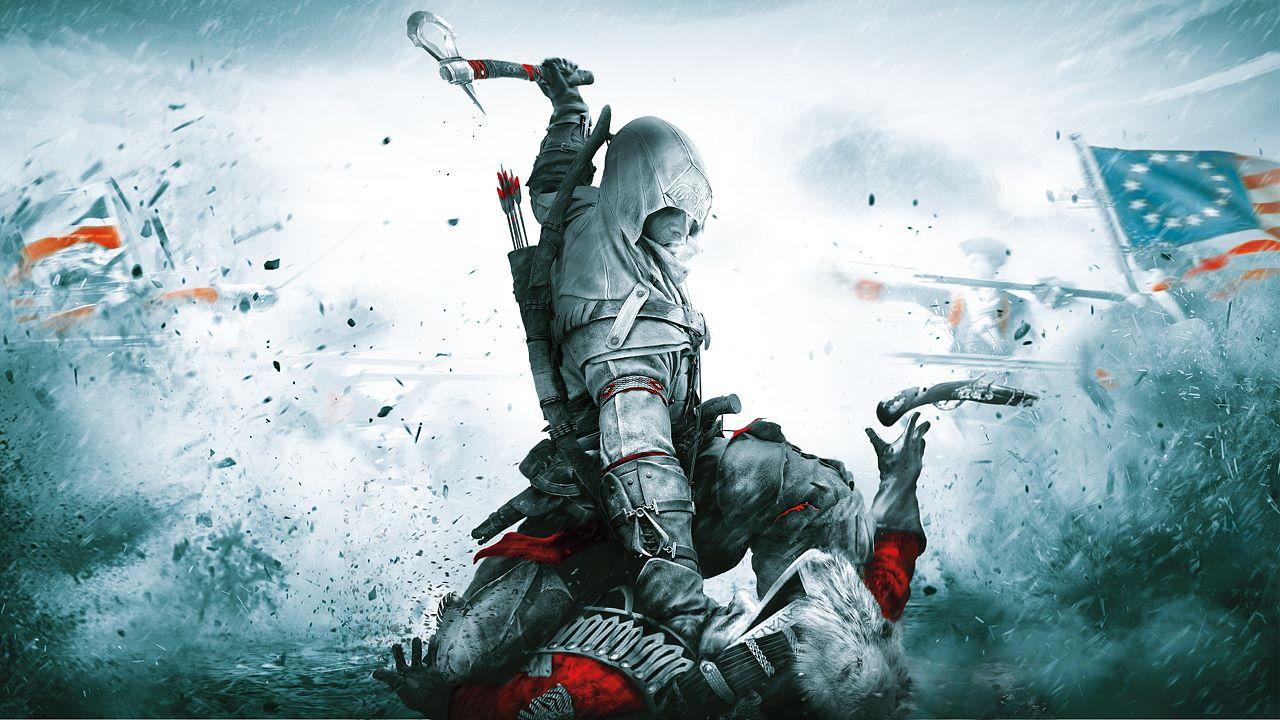 Assassins Creed III Remastered [Nintendo Switch]