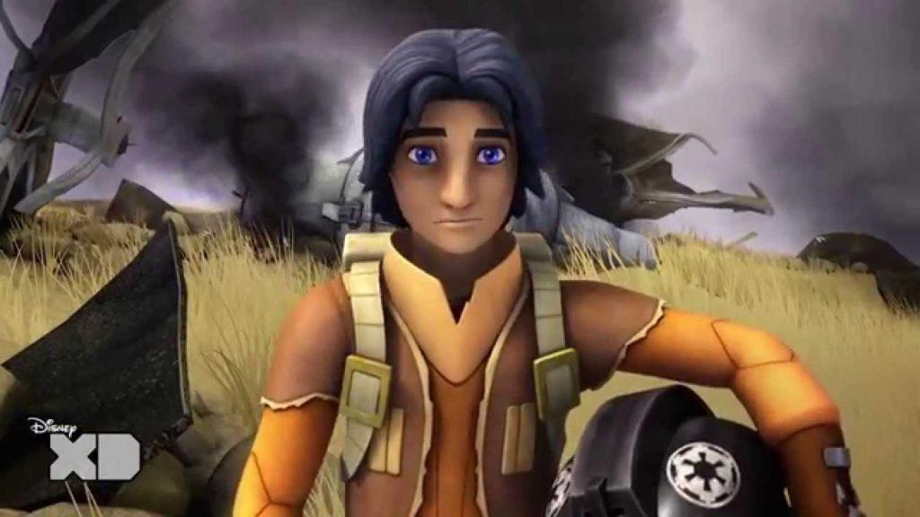 Ezra Rebels