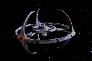 Geeky Papers DS9