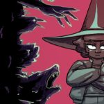 [INTERVIEW] NINE QUESTIONS WITH EVIL WITCH ALLIE CREATOR KRISTIN TIPPING