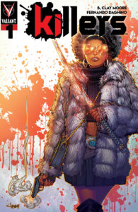 Killers #1 Cover