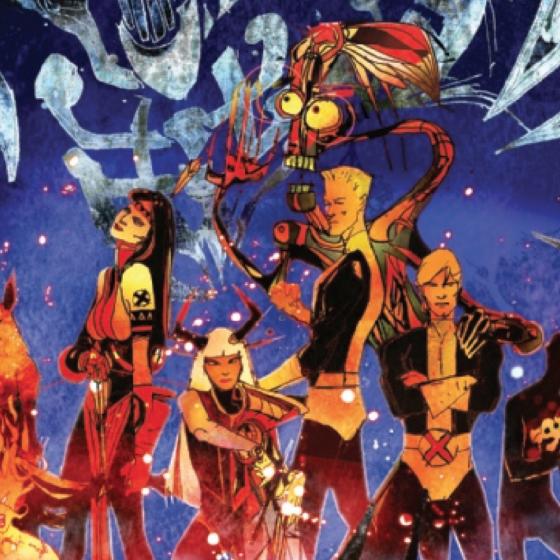 New Mutants: War Children #1