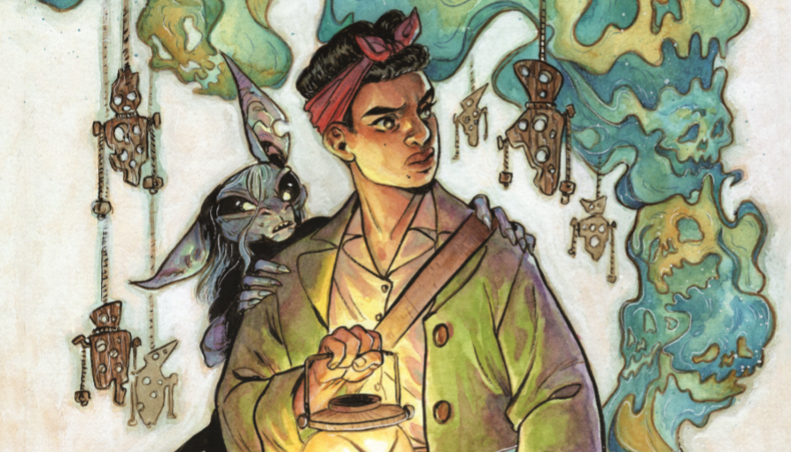 [REVIEW] THE DEAD SING A HAUNTING TUNE IN 'TALES FROM HARROW COUNTY: DEATH'S CHOIR #1'