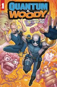 Quantum and Woody #1