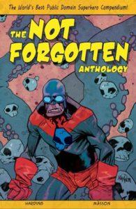 Not Forgotten Anthology Cover