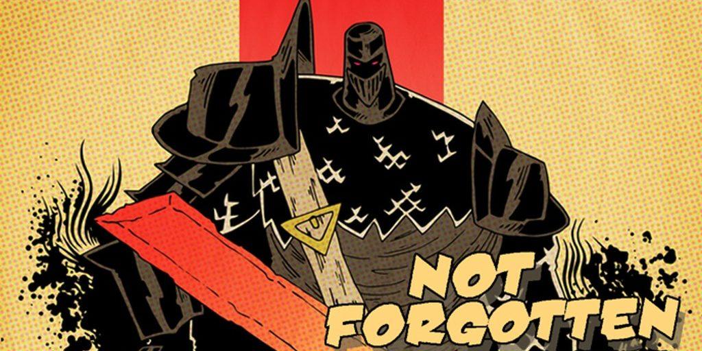 The Not Forgotten Anthology