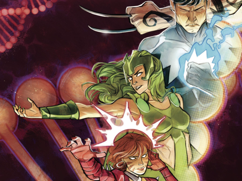 [REVIEW] X-FACTOR #1