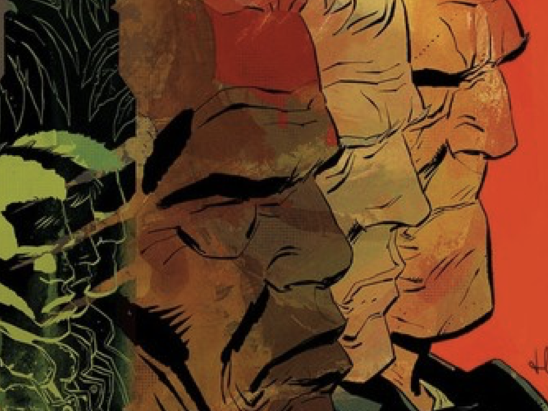 [REVIEW] LOST SOLDIERS #1