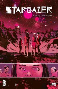 Stargazer #1 Cover