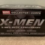[REVIEW] MARVEL COLLECTOR CORPS X-MEN 20TH ANNIVERSARY
